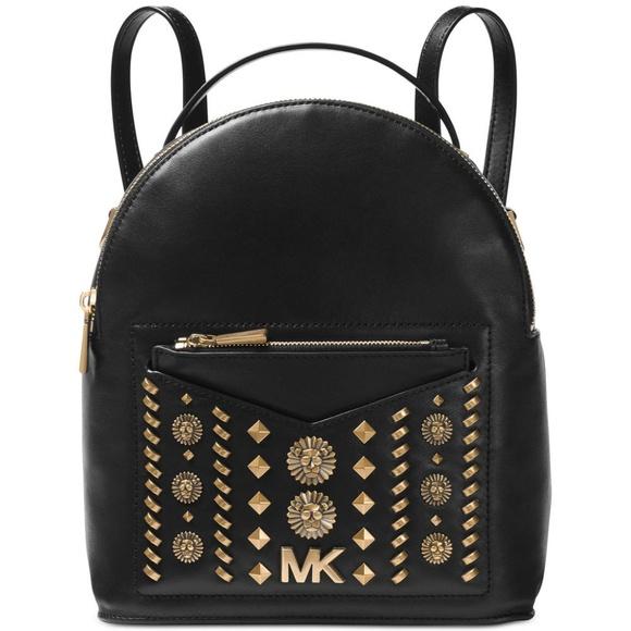 1e53f8c88688 Michael Kors Bags   Jessa Convertible Leather Backpack   Poshmark